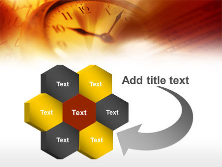 Watching Time PowerPoint Template Slide 11