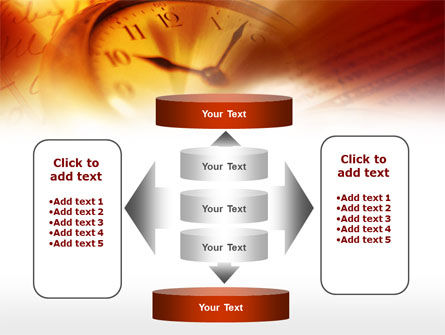 Watching Time PowerPoint Template Slide 13