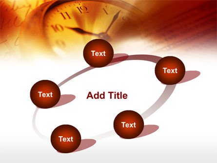 Watching Time PowerPoint Template Slide 14