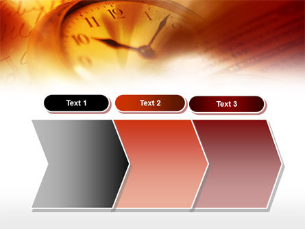Watching Time PowerPoint Template Slide 16