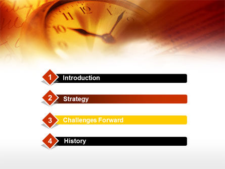 Watching Time PowerPoint Template Slide 3
