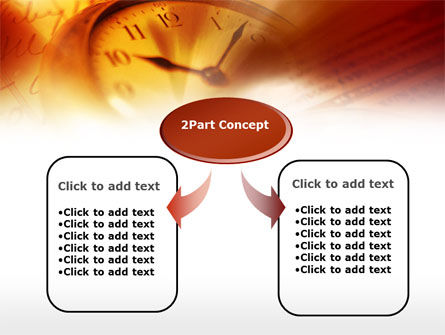 Watching Time PowerPoint Template Slide 4