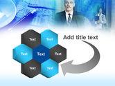 Financier PowerPoint Template#11