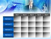 Financier PowerPoint Template#15