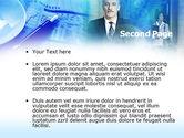 Financier PowerPoint Template#2