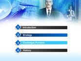 Financier PowerPoint Template#3