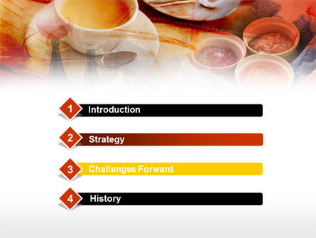 Cup Of Coffee PowerPoint Template, Slide 3, 00465, Food & Beverage — PoweredTemplate.com