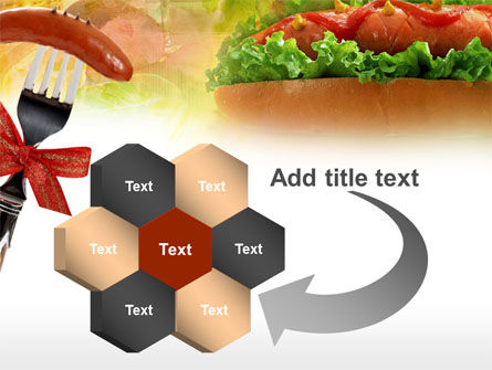 Hot-Dog PowerPoint Template Slide 11