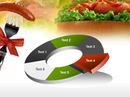 Hot-Dog PowerPoint Template Slide 19