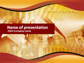 Business Concepts: Business Activity Of Women PowerPoint Template #00467