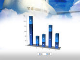 Large Aircraft PowerPoint Template#17