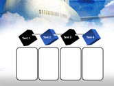 Large Aircraft PowerPoint Template#18