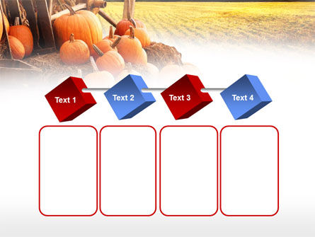 Pumpkin Field PowerPoint Template Slide 18