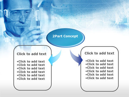 Lab Tests Free PowerPoint Template, Slide 4, 00476, Technology and Science — PoweredTemplate.com