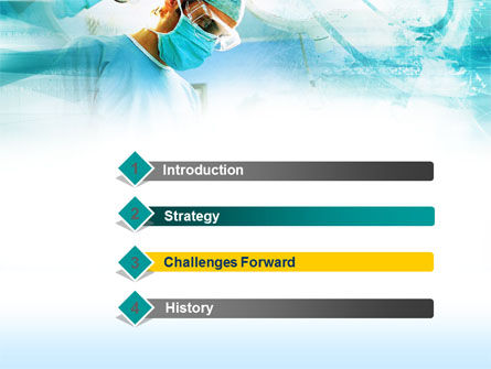 Surgical Procedures PowerPoint Template Slide 3