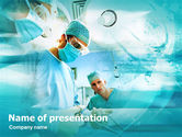 Medical: Templat PowerPoint Prosedur Operasi #00478