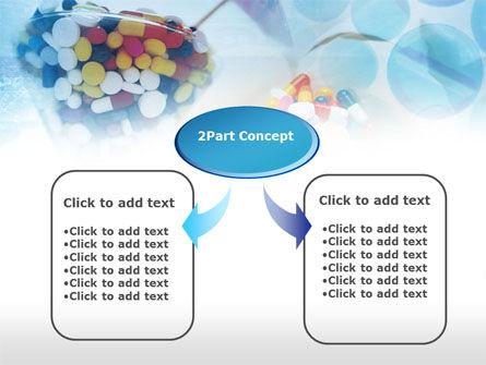 Pill Cocktail PowerPoint Template, Slide 4, 00480, Medical — PoweredTemplate.com
