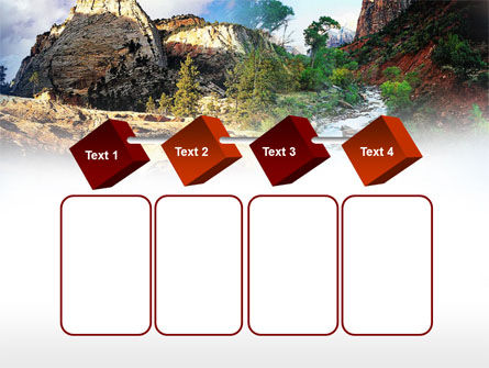 Mountain River PowerPoint Template Slide 18