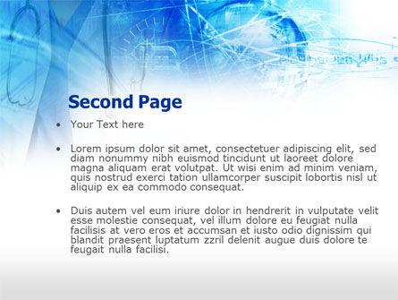 Therapist PowerPoint Template, Slide 2, 00482, Medical — PoweredTemplate.com