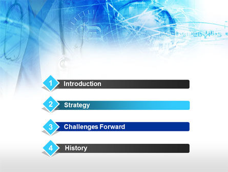 Therapist PowerPoint Template, Slide 3, 00482, Medical — PoweredTemplate.com