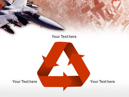 Tactical Fighter PowerPoint Template Slide 10