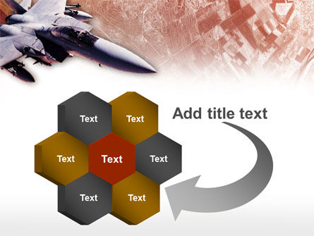 Tactical Fighter PowerPoint Template Slide 11
