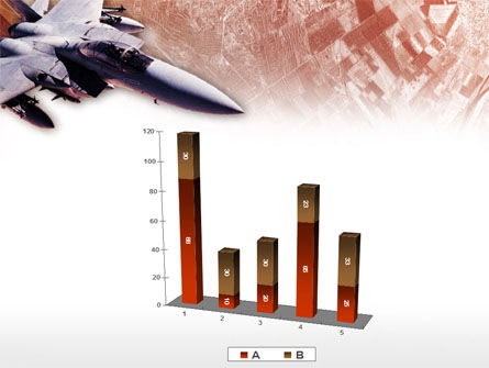 Tactical Fighter PowerPoint Template Slide 17