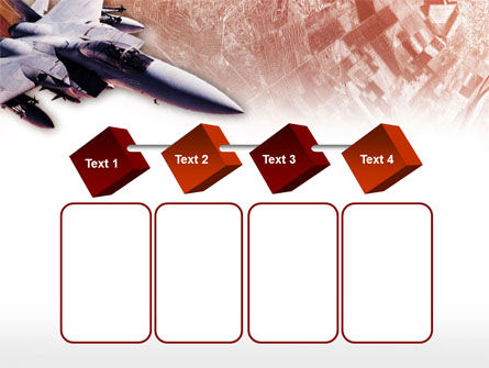 Tactical Fighter PowerPoint Template Slide 18