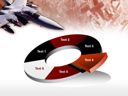 Tactical Fighter PowerPoint Template Slide 19