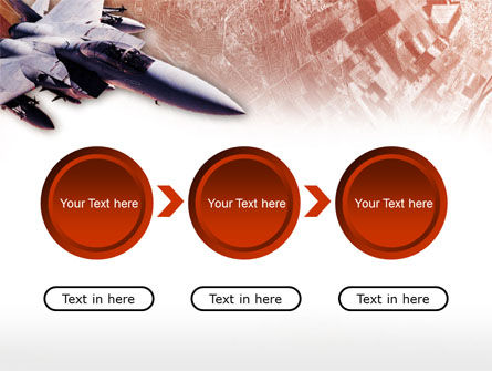 Tactical Fighter PowerPoint Template Slide 5