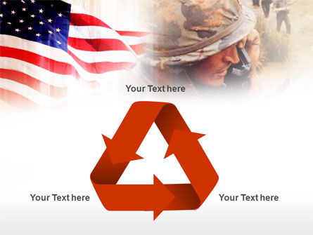 American Artillery PowerPoint Template Slide 10