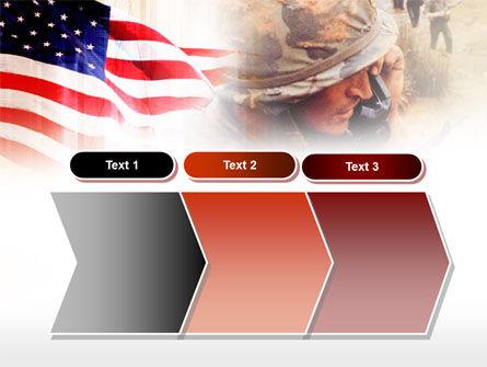 American Artillery PowerPoint Template Slide 16