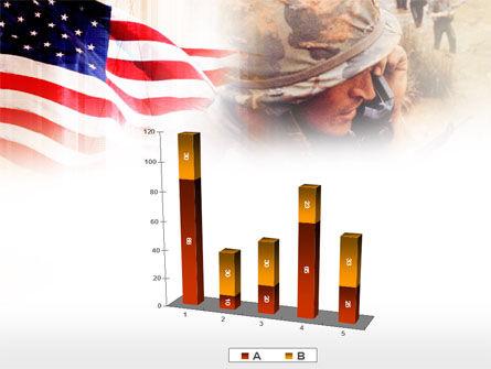 American Artillery PowerPoint Template Slide 17