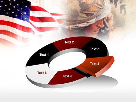 American Artillery PowerPoint Template Slide 19