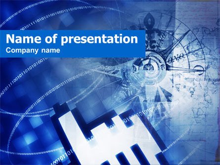 Abstract/Textures: E-commerce Analytics PowerPoint Template #00487