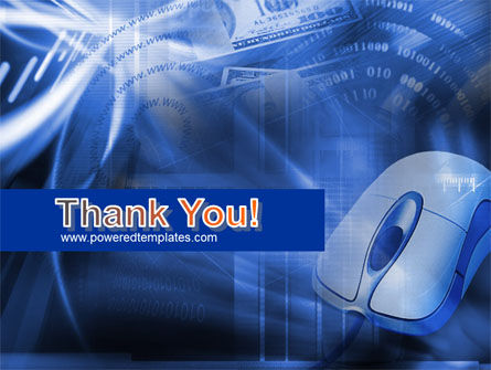 E-Commerce In Blue Colors PowerPoint Template Slide 20