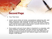 Business Stationery PowerPoint Template#2