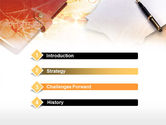 Business Stationery PowerPoint Template#3