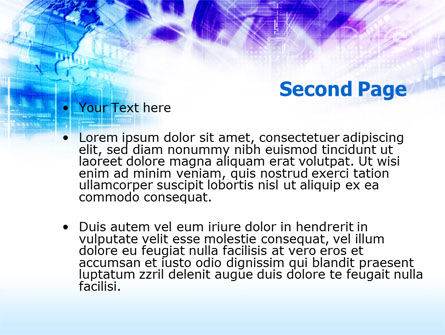 Interface Design Free PowerPoint Template Slide 2