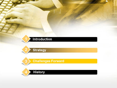 Business Communication Software PowerPoint Template Slide 3