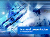 Careers/Industry: Business Cataloging PowerPoint Template #00504