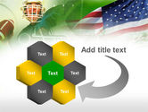 American National Sports PowerPoint Template#11