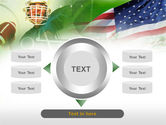 American National Sports PowerPoint Template#12