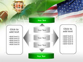American National Sports PowerPoint Template#13