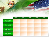 American National Sports PowerPoint Template#15