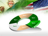 American National Sports PowerPoint Template#19