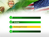 American National Sports PowerPoint Template#3