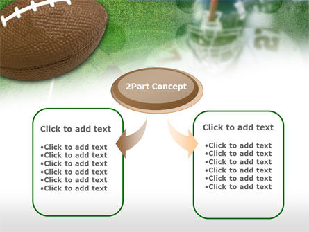 American National Football League PowerPoint Template Slide 4