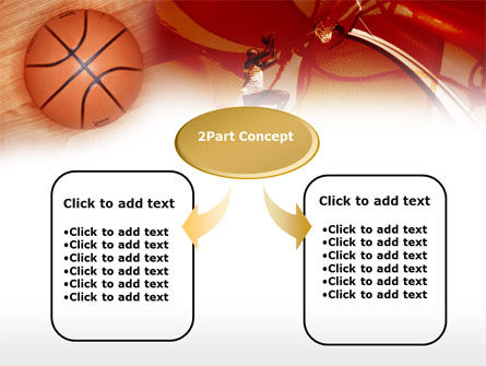 Dunking PowerPoint Template Slide 4