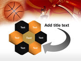 Dunking PowerPoint Template#11